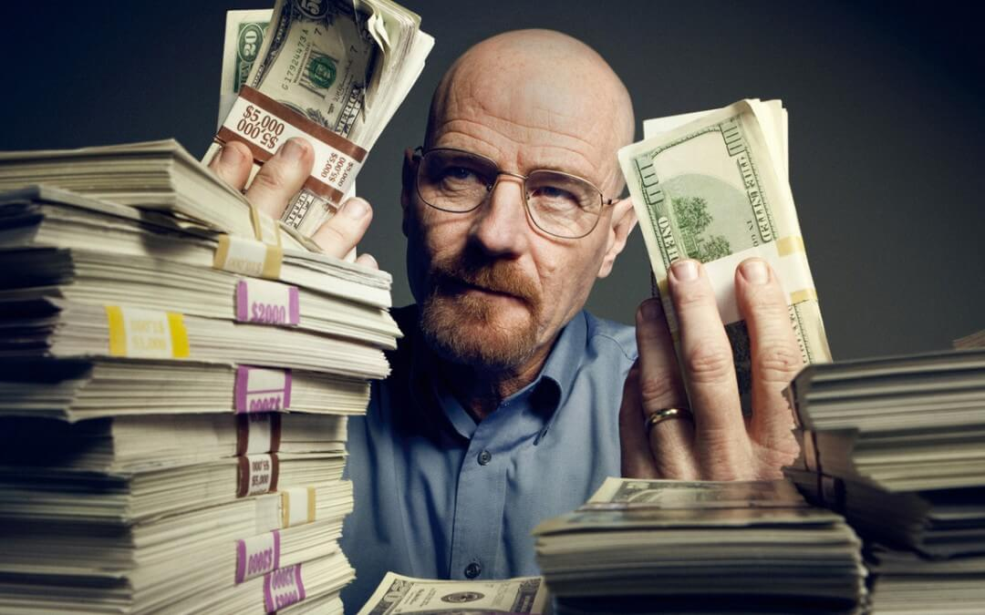 Breaking Bad - Money makes me rich