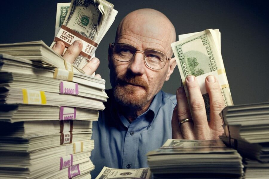 Breaking Bad - Money makes me rich